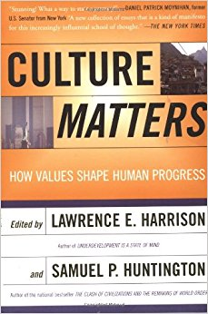 Culture Doesn't Matter – On Culture Matters and David Brooks
