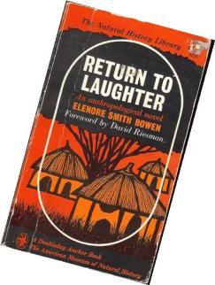 Return to Laughter - Laura Bohannan