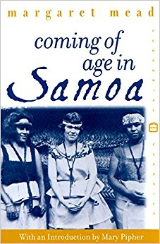 Mead - Coming of Age in Samoa