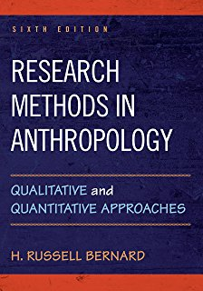Research Methods in Anthropology - Humanistic Science in Anthropology