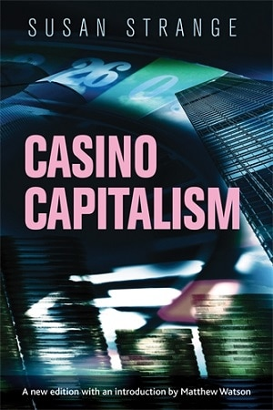 Casino Capitalism - Anthropology Major College Major