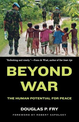 Douglas Fry - Beyond War - Gun Control and Shoddy Anthropology
