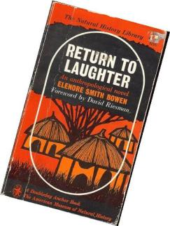 Return to Laughter - Laura Bohannan