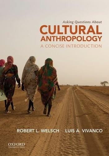 Cultural Anthropology Course