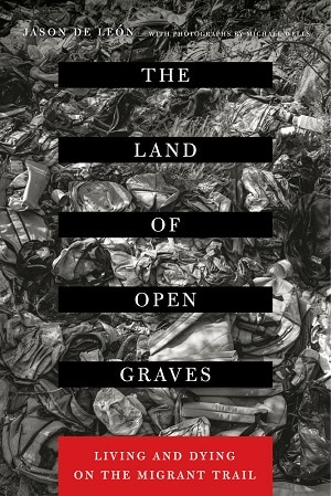 De León Land of Open Graves - Anthropology 2016