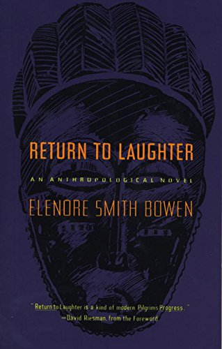 bowen bohannan and davis notable work return to laughter essay