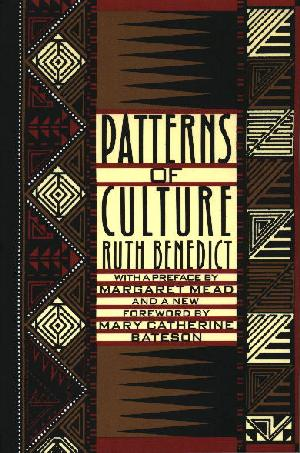 Benedict - Patterns of Culture - Science of Custom