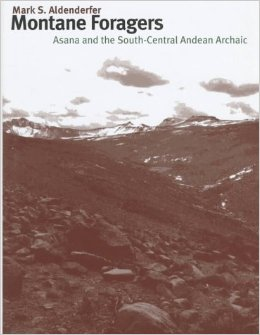 Aldenderfer - Montane Foragers - Religion and Archaeology