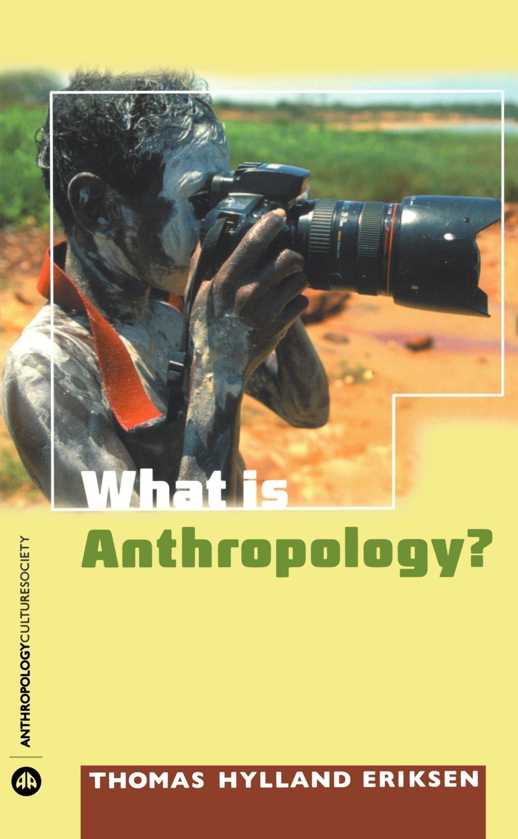 Eriksen - What is Anthropology - Kinshipology