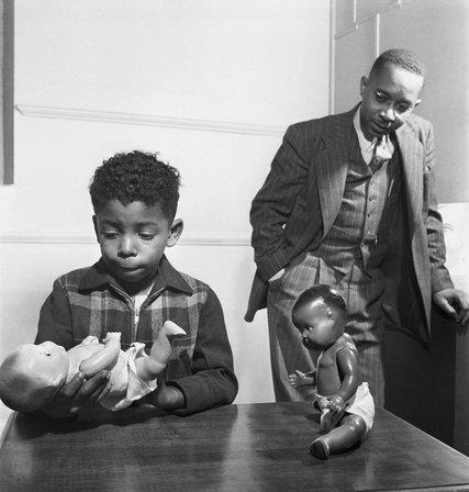 Clark Doll Studies - Ethnically Correct Dolls