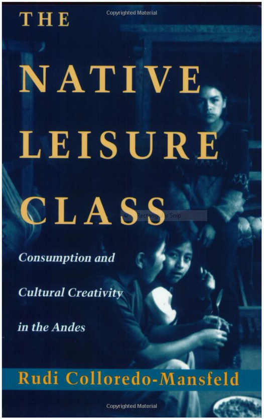 Native Leisure Class - Tell Us About Globalization