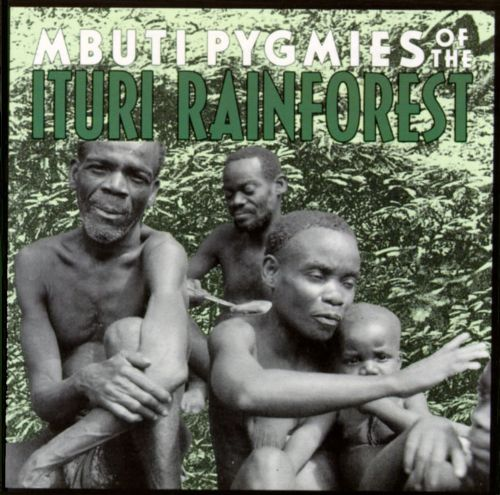 Mbuti Pygmies - Hunting and Gathering