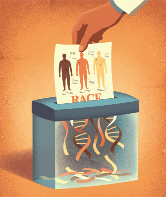 Race and Evolution - Is Race Genetic