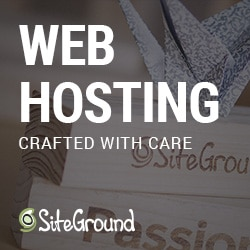 Living Anthropologically on SiteGround Hosting