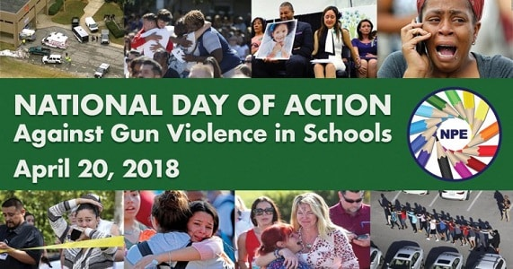 Day of Action Against Gun Violence