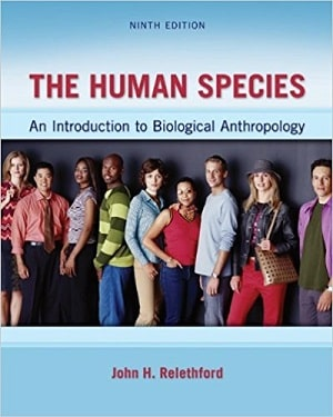 Relethford - Human Species Race Reconciled Skin Color