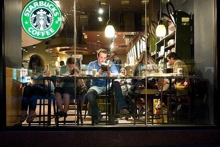 Gothamist Starbucks