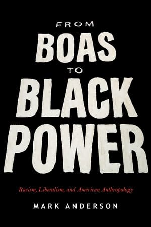 From Boas To Black Power