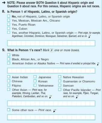 Census2020 - How Is Race Constructed