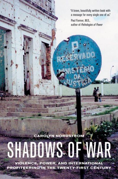 Nordstrom - Shadows of War - Violence Politics Power
